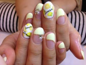Lemon柄